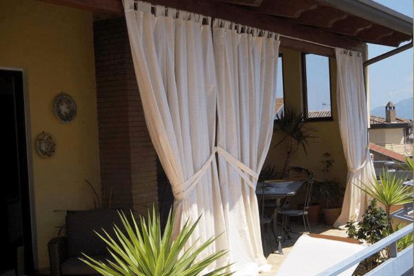 tende da sole per balconi e giardini