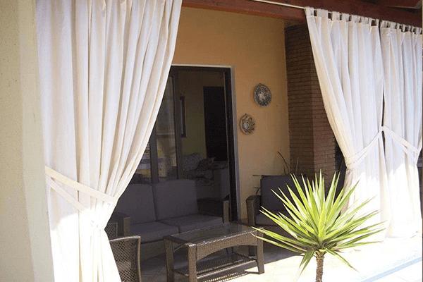 tende da sole per terrazzi e balconi