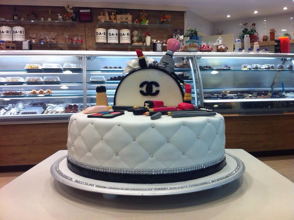 Torta di chanel 2