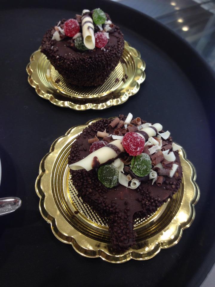 due dessert al cioccolato
