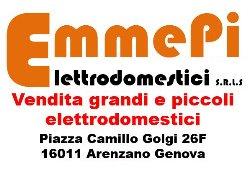 EmmePi elettrodomestici logo