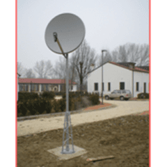 assistenza tecnica, installazione di antenne satellitari
