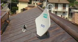 progettazione antenne terrestri, installazione antenne terrestri, manutenzione antenne terrestri