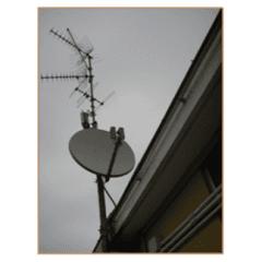 antenne per alberghi, antenne per comunità