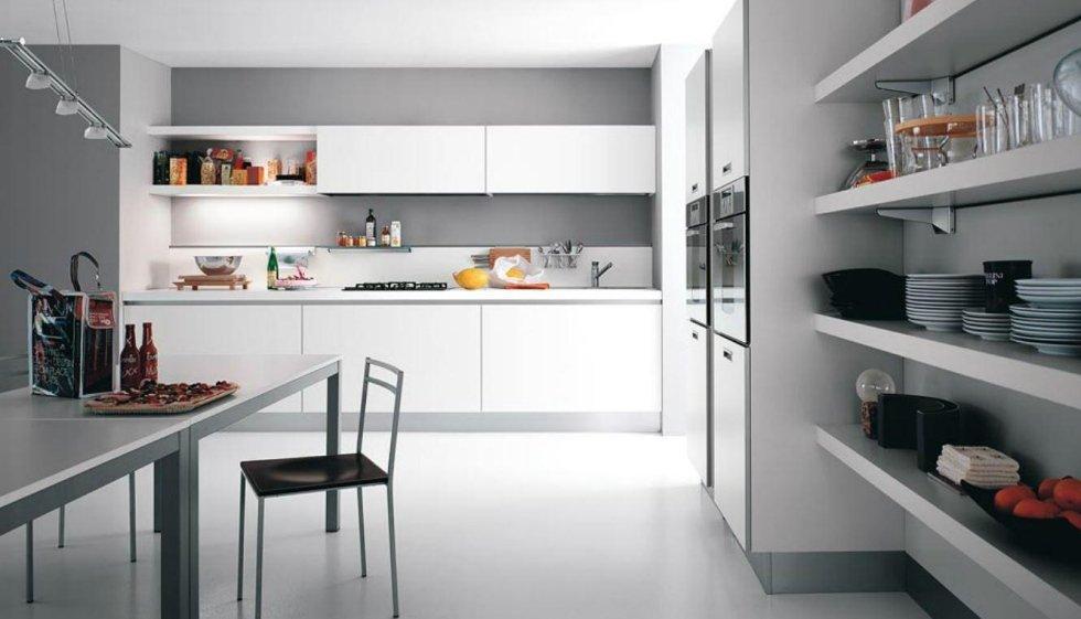 Cucina Ultra Moderna.Progettazione Cucine Baronissi Salerno Concilio Cucine