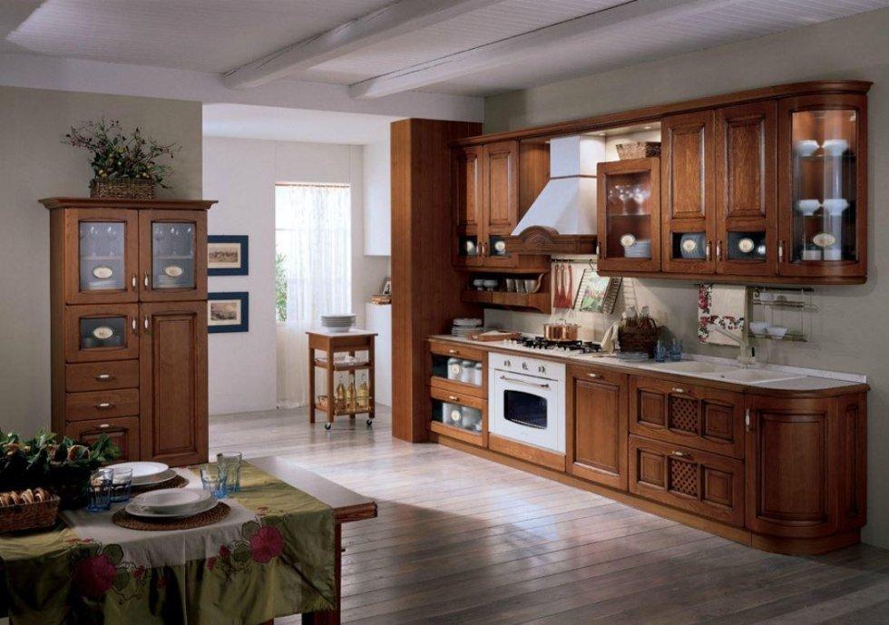 Cucina Classica E Moderna Insieme.Progettazione Cucine Baronissi Salerno Concilio Cucine