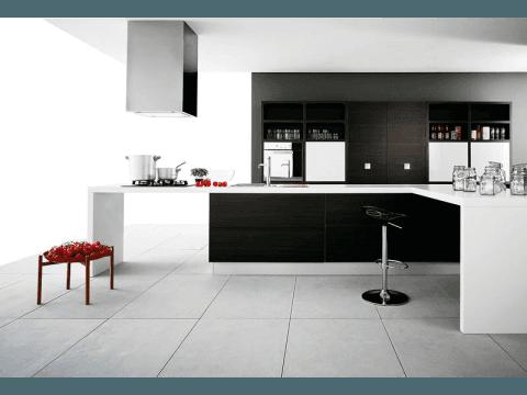 Piani di lavoro Corian - Baronissi - Salerno - Concilio Cucine