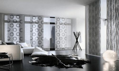 Tende Sala Bianche.Tende Bianche Moderne Immagini Di Tende Da Cucina Tende