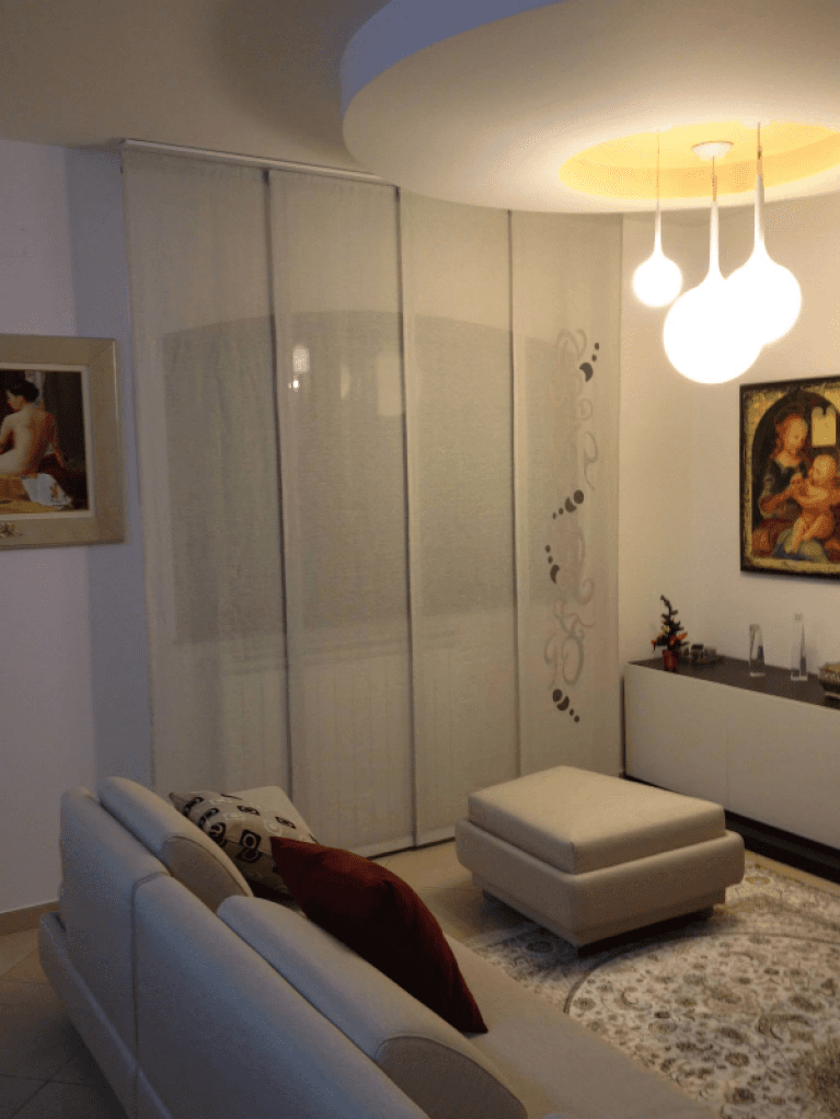 interno di un salotto