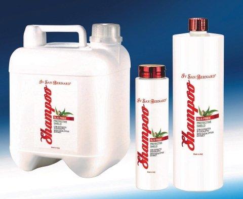 shampoo protective shield IV San Bernard