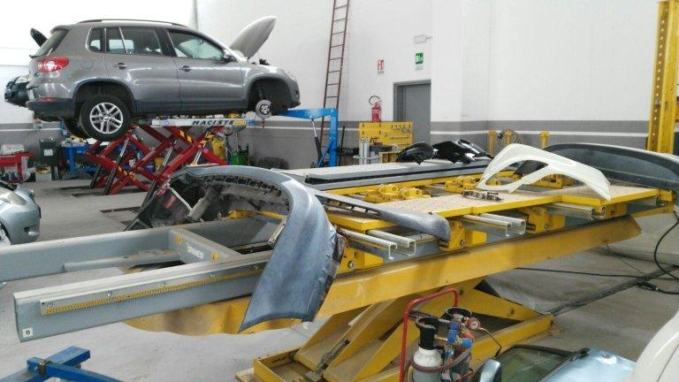 riparazione carrozzeria auto