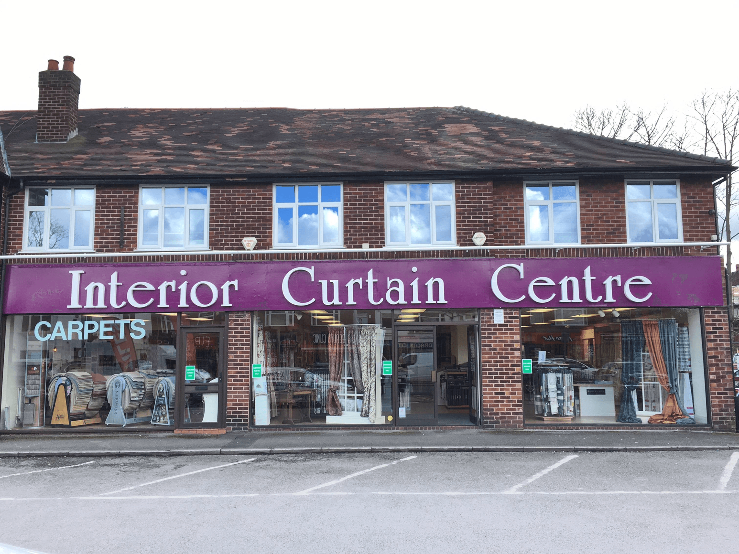 curtain store