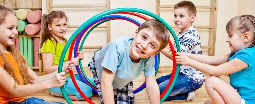 Colisseum Palestra per bambini