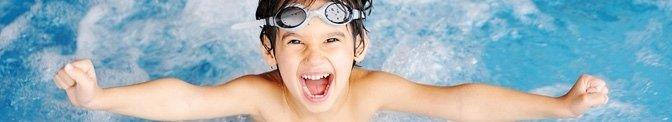 corsi di nuoto per bambini