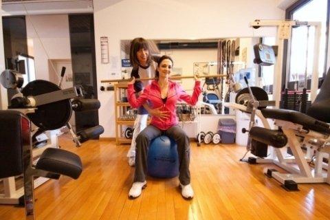 ginnastica riabilitativa individuale