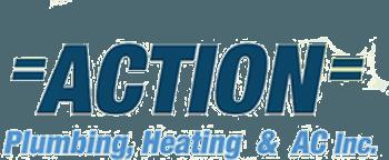 Action Plumbing Heating & Air Conditioning Inc logo