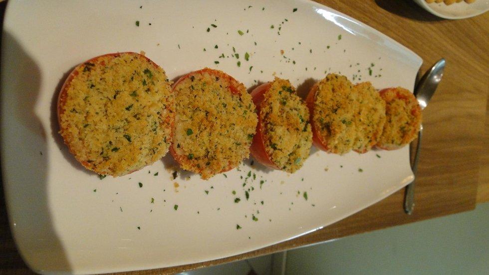 Antipasti verona pomodori gratinati