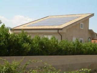 impianti solari connessi alla rete