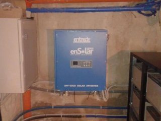 impianto fotovoltaico ibrido