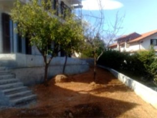 Giardino esterno - prima