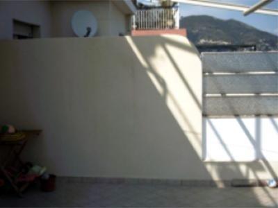 Terrazzo esterno - prima