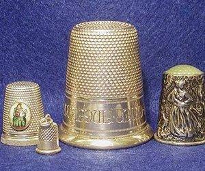 Ditali d'argento inciso a mano