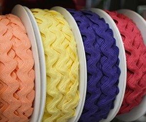 Nastri di vario tipo e colore