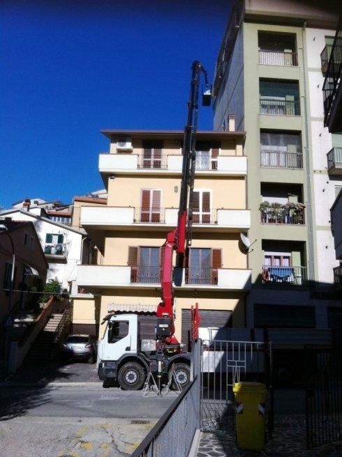bonifica tetti, smantellamento coperture tetti
