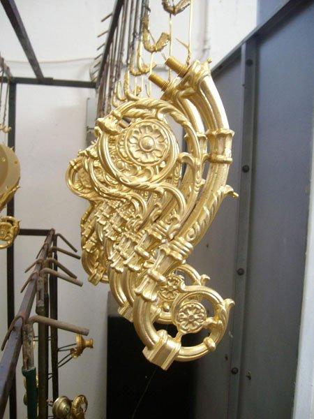 fusione oro opaco