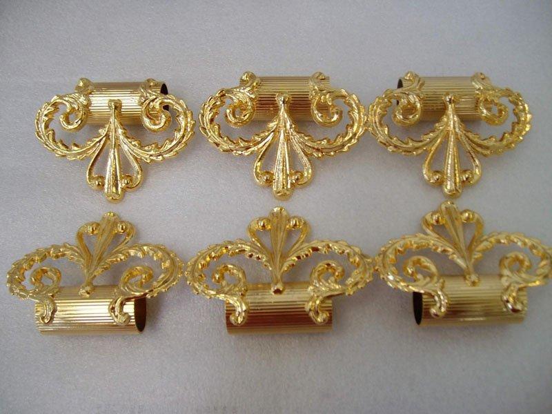 esposizione di oro lucido
