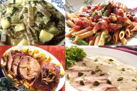 Piatti tipici del bresciano