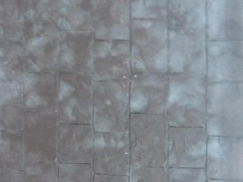 pavimento stampato da esterno