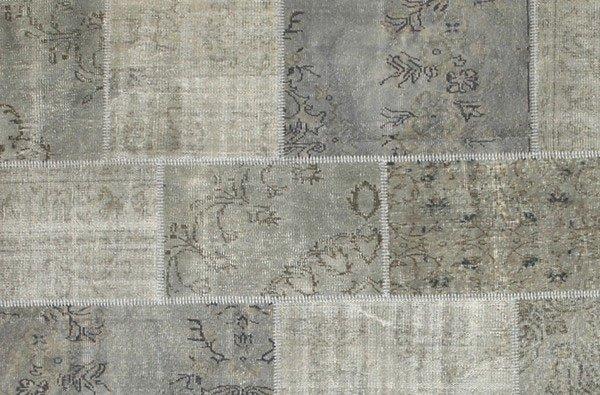 tappeto Vintage grigio
