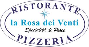 Pizzeria Ristorante La Rosa dei Venti-Logo