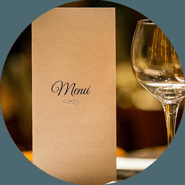 Menu del ristorante a Rezzato