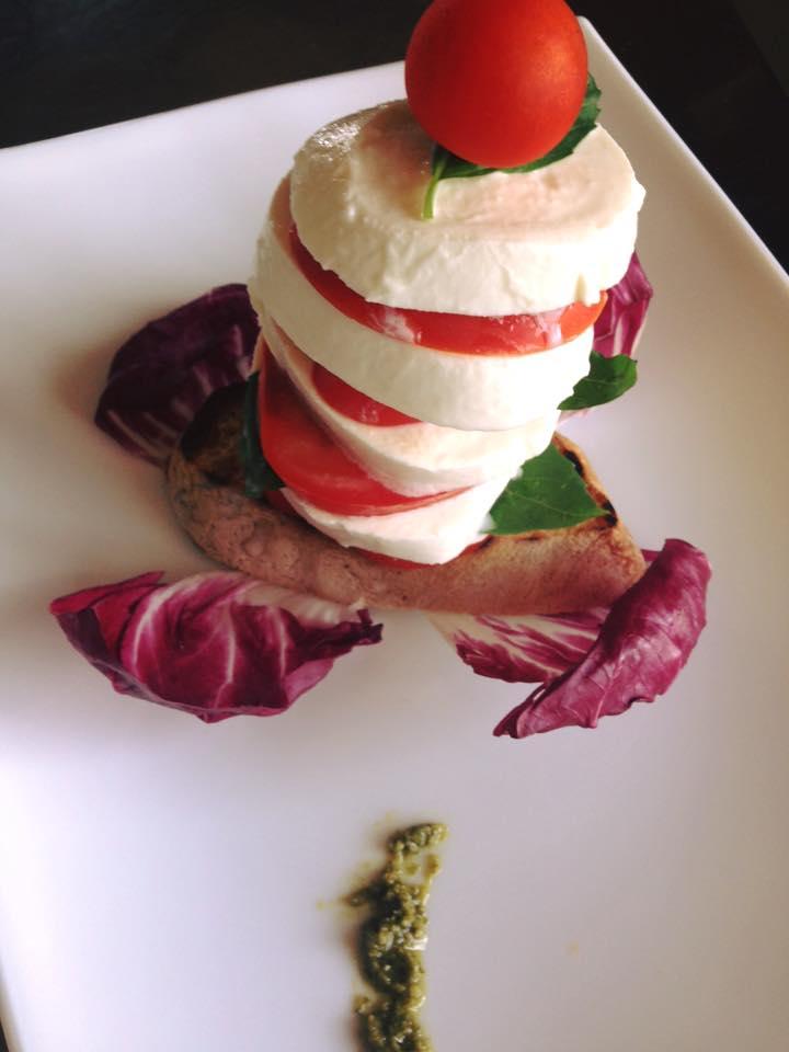 Piatto del ristorante La Rosa dei Venti