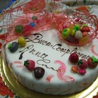 torta ricoperta