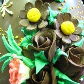 dettaglio decorazione uova