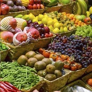frutta, verdura, supermercato, conad