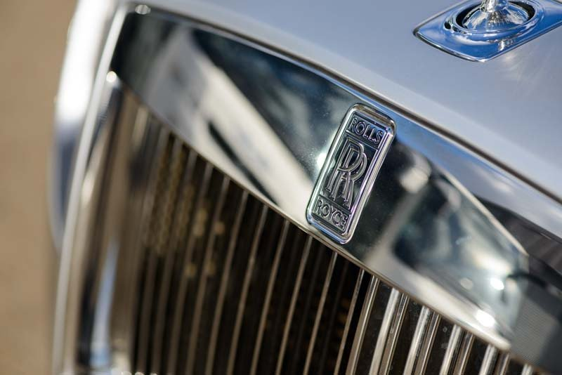 Rolls Royce icon