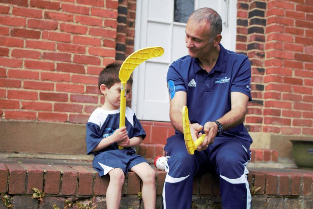 PPA Curriculum - Teaching KS1 Reception Hockey