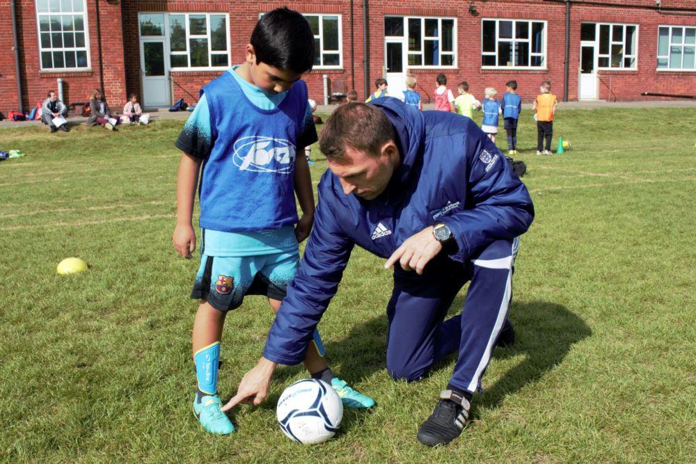 PPA Curriculum -Teaching KS1 Reception Football