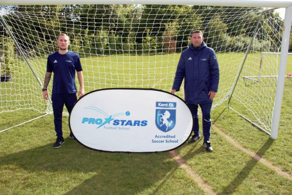 Prostars Senior Coaches Curtis & Norbert