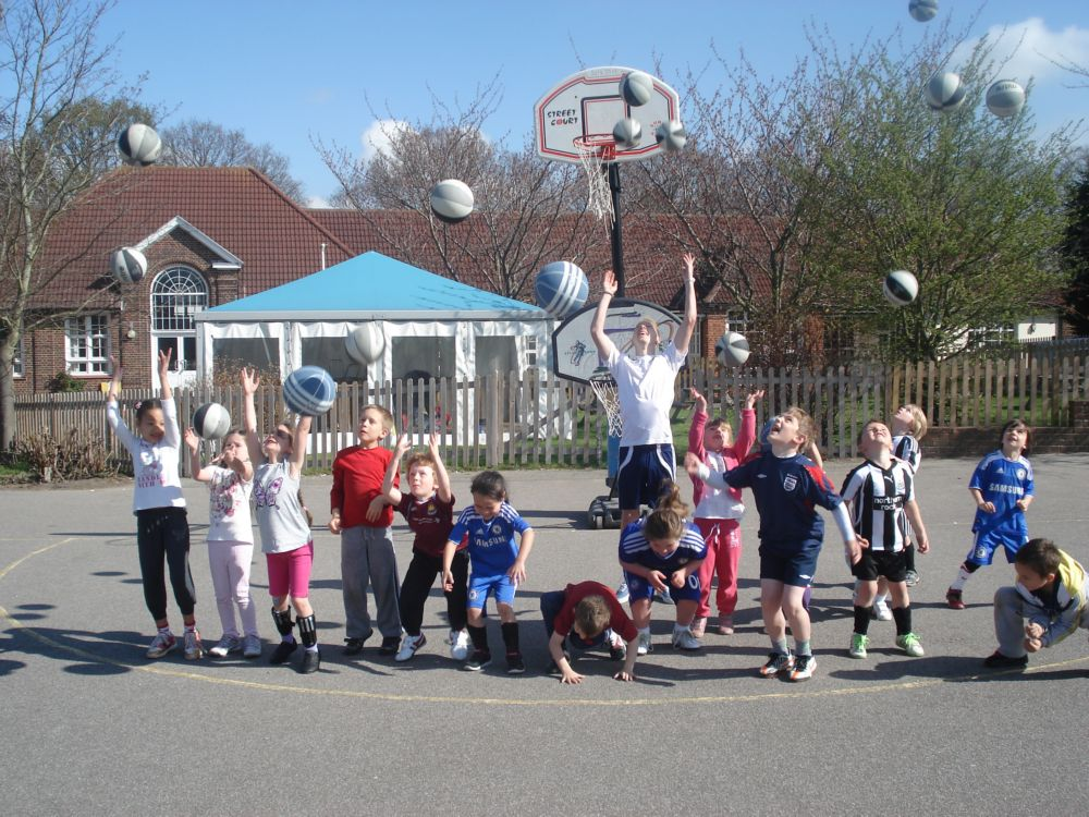 Breakfast & Afterschool Clubs - Basketball
