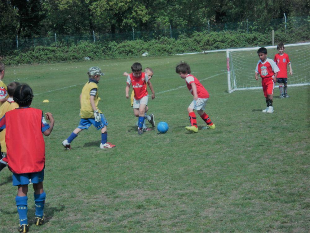 Breakfast & Afterschool Clubs - Football Matches