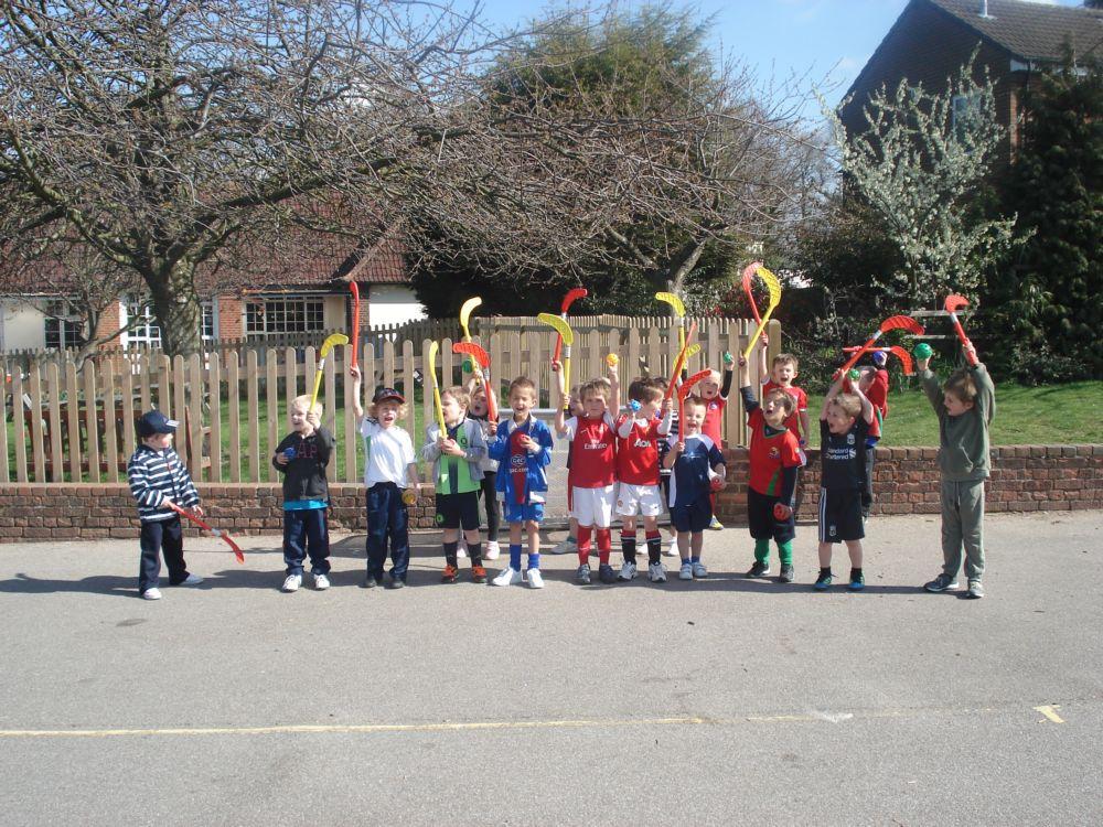 Breakfast & Afterschool Clubs - Hockey