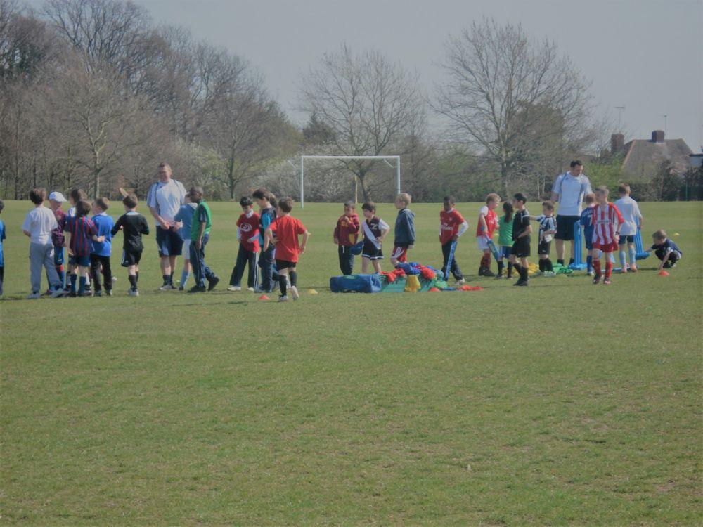Breakfast & Afterschool Clubs - Morning Multi-Sports Class