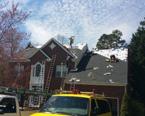Roofing Repair Salisbury NC