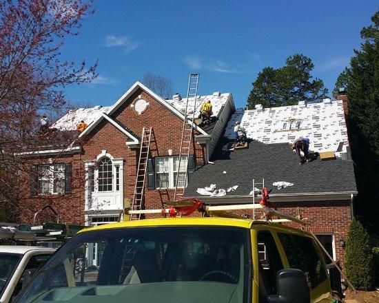 Roofing Repair Pineville NC