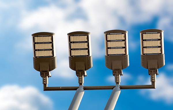 Illuminazione esterna a LED